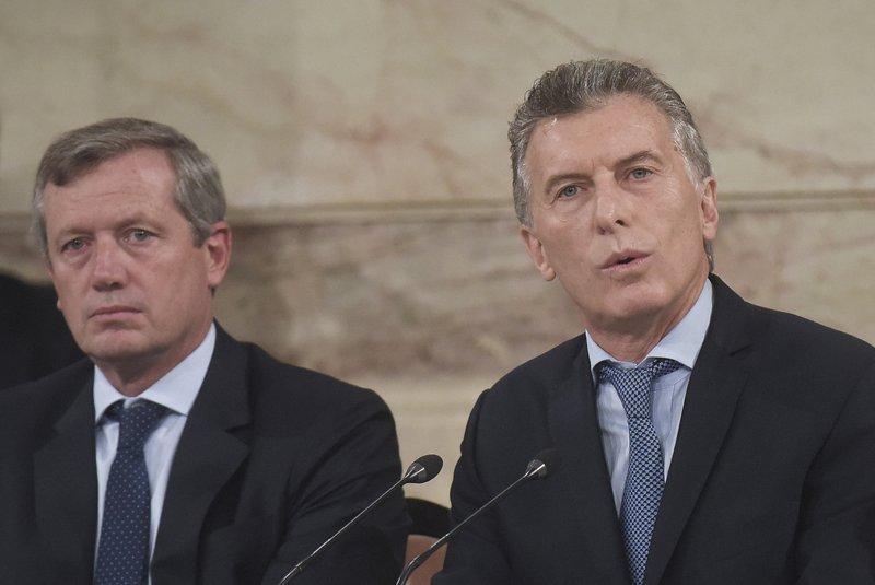 Mauricio Macri, Emilio Monzo,