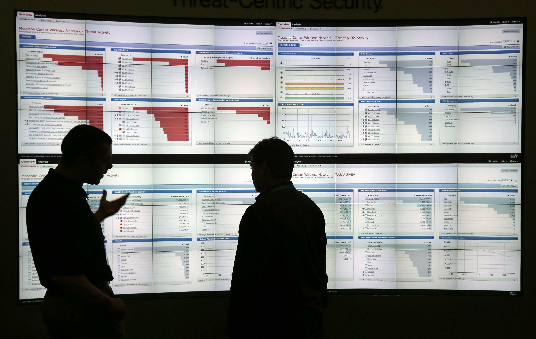 Huge cyberattack ebbs as investigators work to find culprits