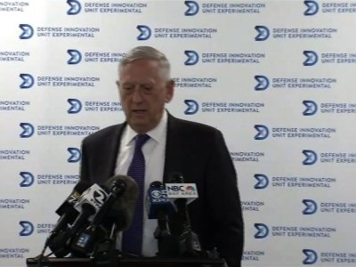 Mattis: Diplomacy Gaining Traction and Results
