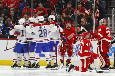 66437e86f Petry helps Canadiens hold off Red Wings 3-2