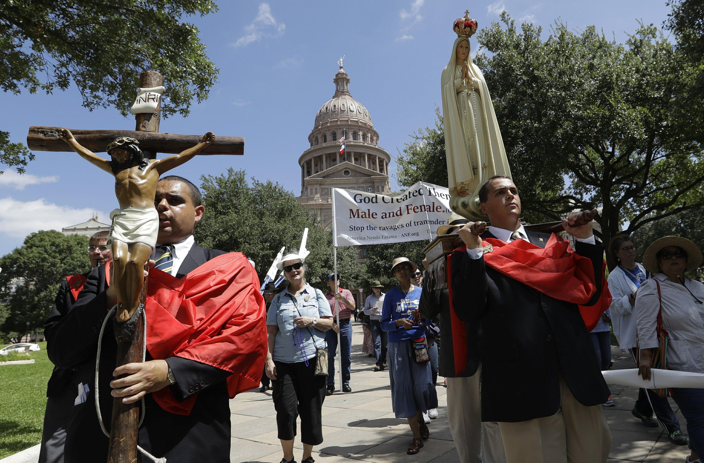 Ap Explains How The Texas Bathroom Bill Keeps Faltering