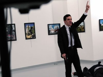 AP Photographer Recounts Turkey Shooting