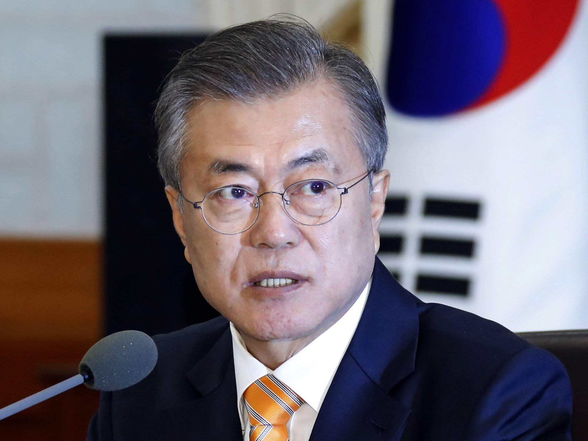 South Korea's Moon ratifies deals with Kim despite backlash