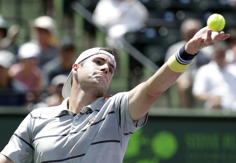 On verge of his biggest title, Isner to face Zverev in Miami