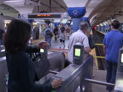NY-NJ Commuters Warm Up To 'Summer of Hell'