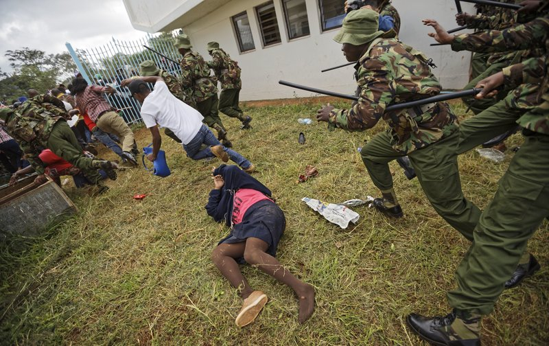 President vows to unite Kenyans but deadly clashes continue