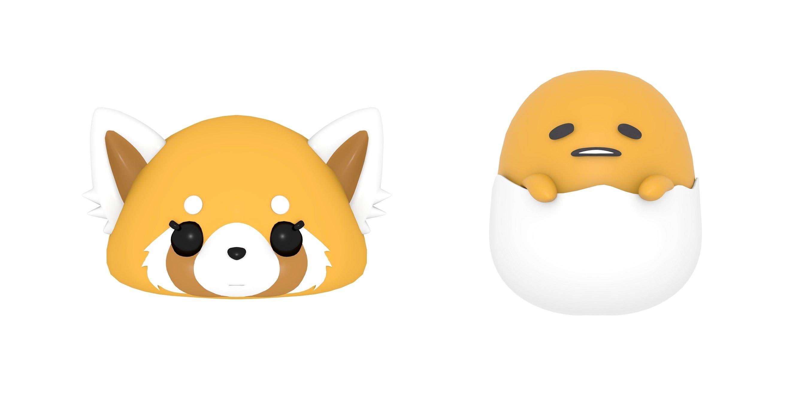 Gudetama emoji. Baidu s facemoji keyboard