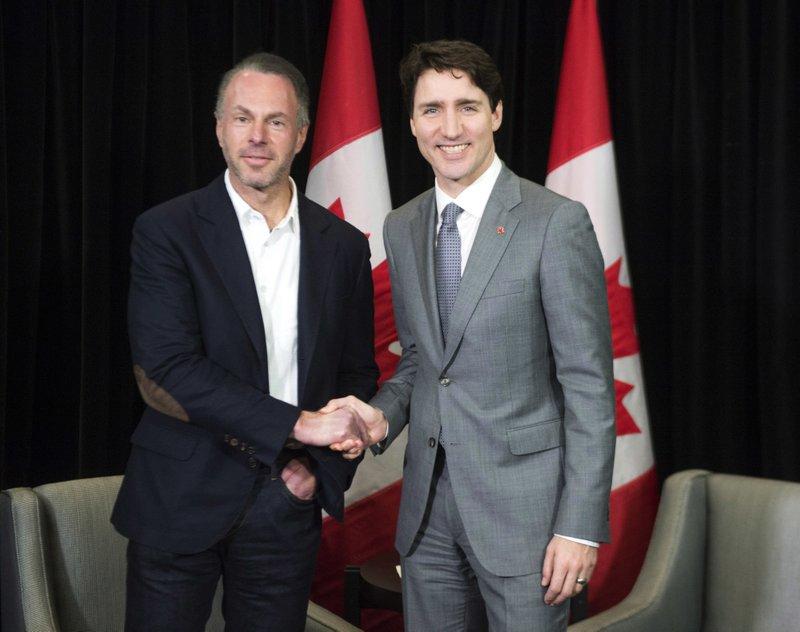 Justin Trudeau, Devin Wenig