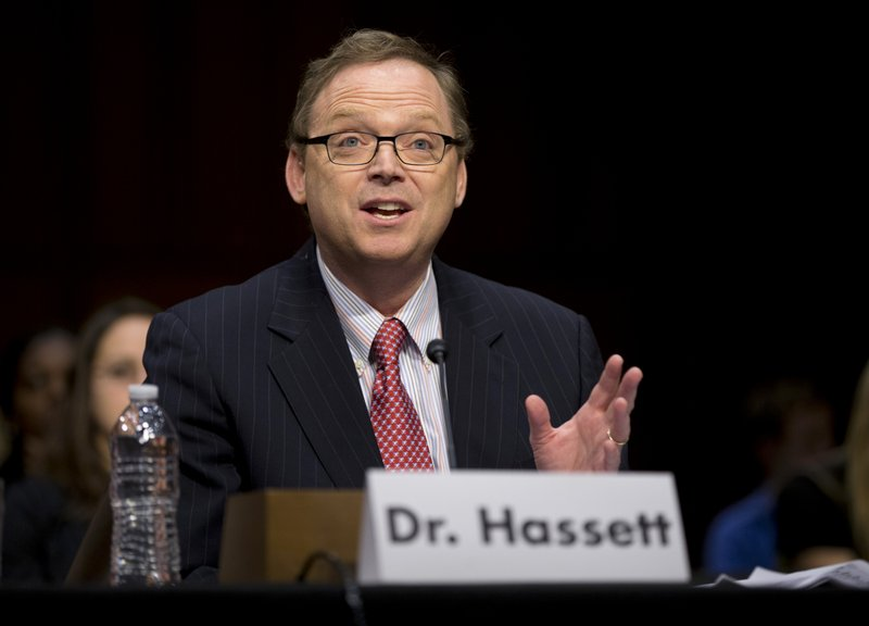 Kevin Hassett