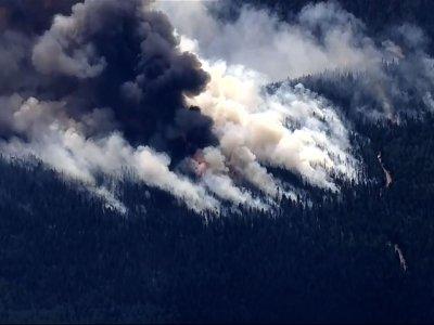 Colorado Wildfire Destroys More than 100 Homes