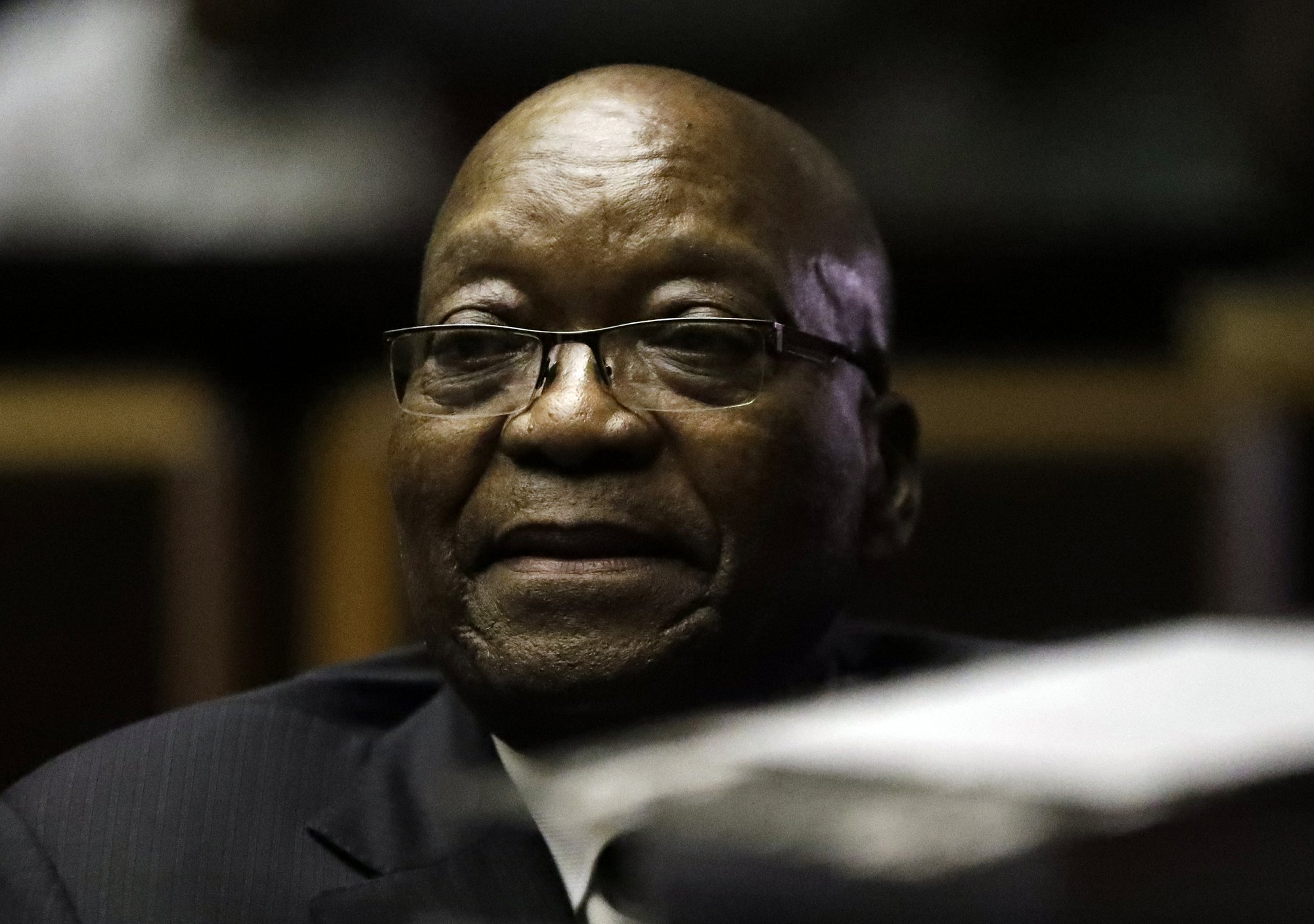 South Africa's Zuma must wait 3 months for court decision