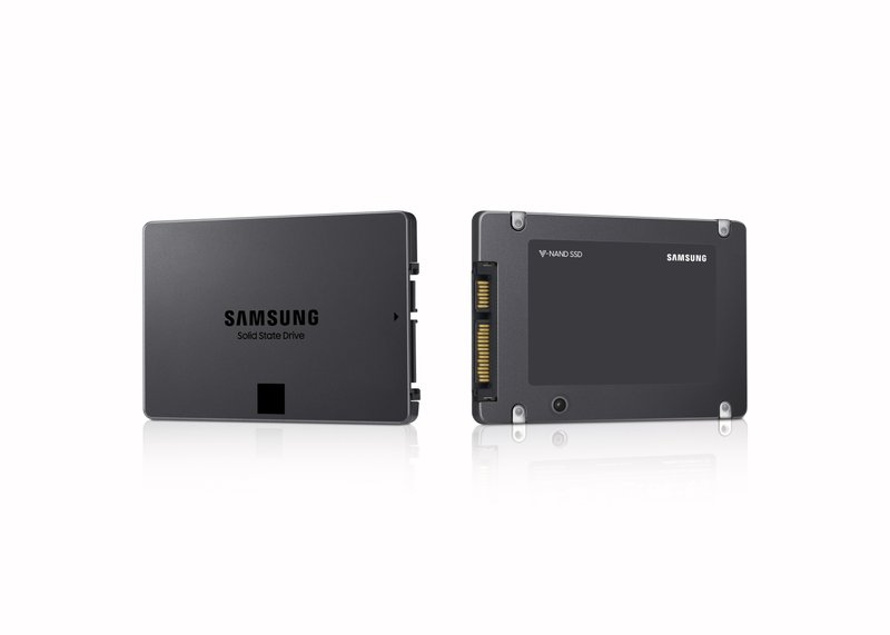 Samsung Electronics Starts Mass Production of Industry's First 4-bit Consumer SSD