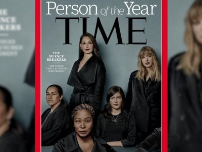 "TIME Person Of The Year: ""The Silence Breakers"""