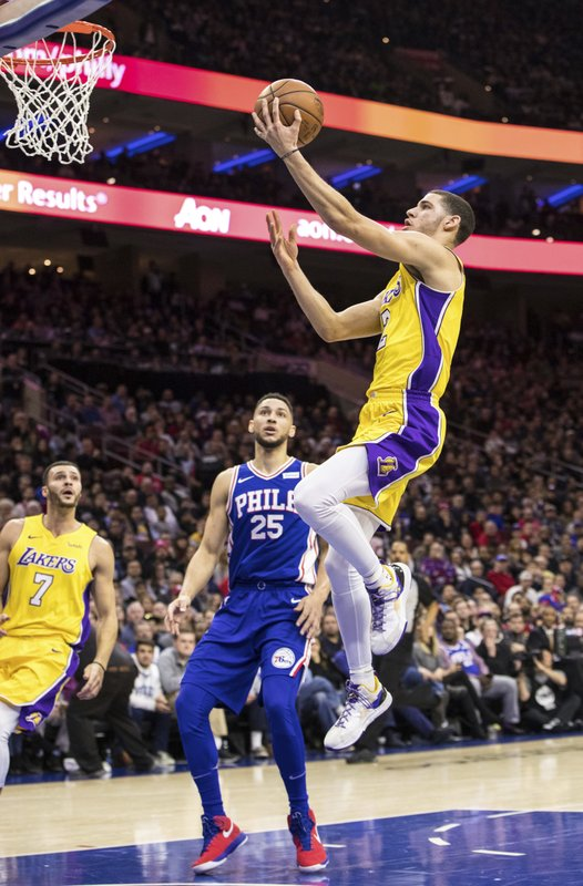 Ben Simmons, Lonzo Ball