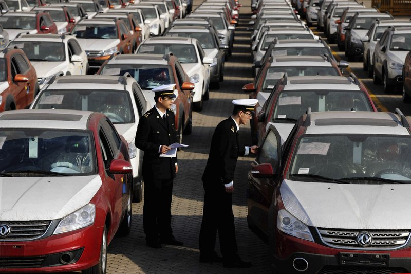 Protests worldwide against US idea of auto import tariffs