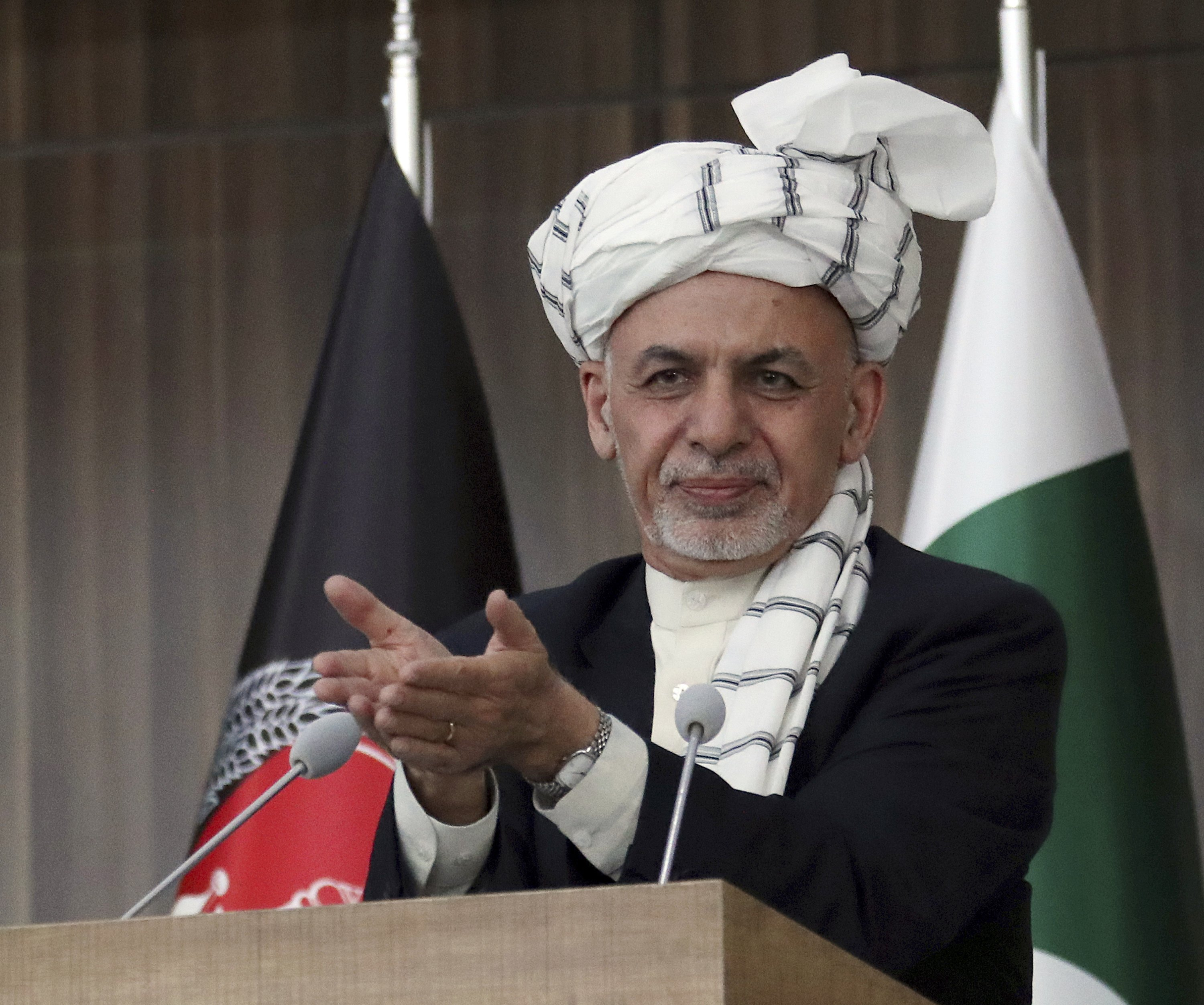 In first, Afghan Taliban announce cease-fire for Eid holiday