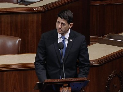 Ryan Calls Shooting 'An Attack on All of Us'