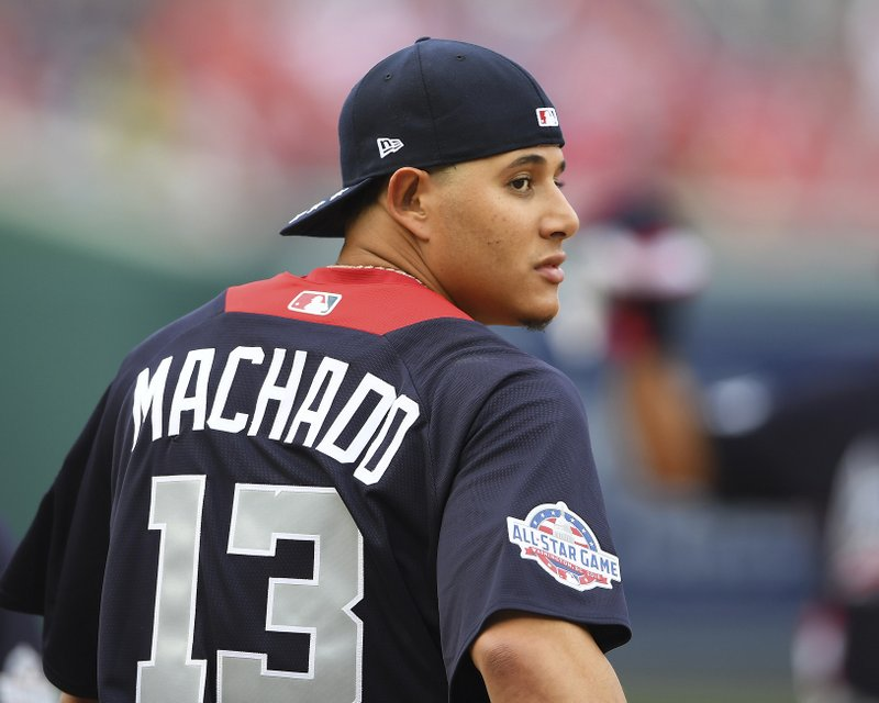 d86313d3af9 Dodgers land All-Star shortstop Manny Machado from Orioles
