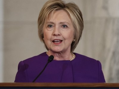 Clinton: Putin's 'Personal beef' Prompted Hacks