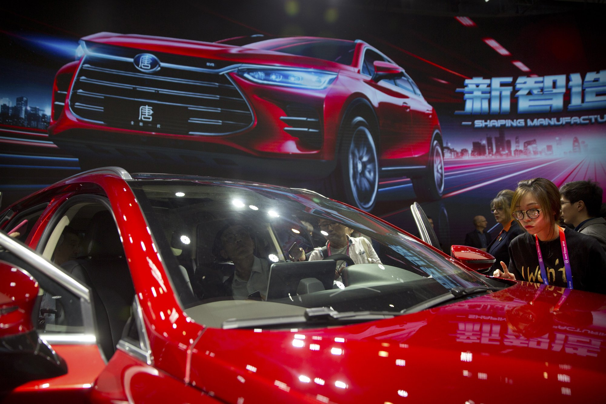 China Monthly Car Sales Pick Up In April Ev Sales Double