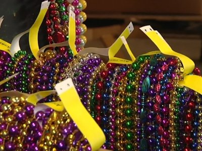 After Mardi Gras, Where Do All the Beads Go?