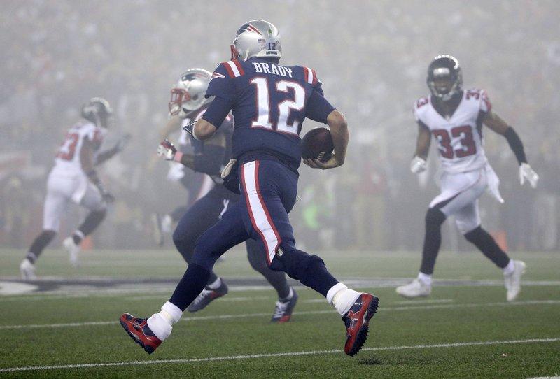 Tom Brady, Blidi Wreh-Wilson