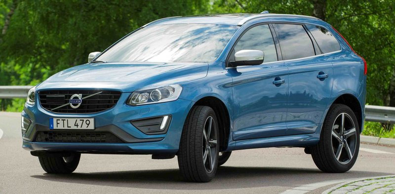 Volvo XC60 moves to all 4-cylinder engines