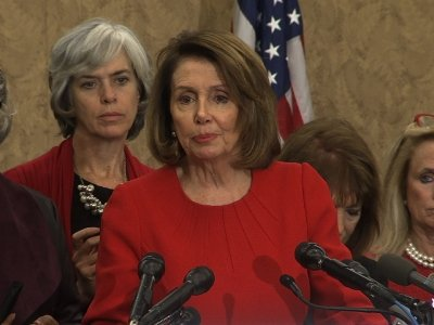 Pelosi: Up to GOP to Keep Government Open