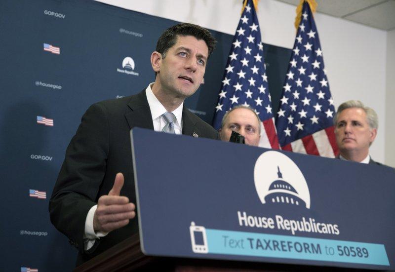 Paul Ryan, Steve Scalise, Kevin McCarthy