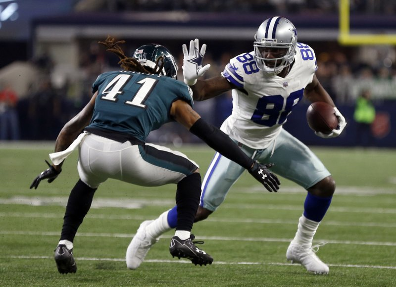 Free Agent Dez Bryant To Visit Receiver Thin Browns