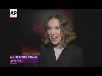 Millie Bobby Brown: 'Rise above the hate'