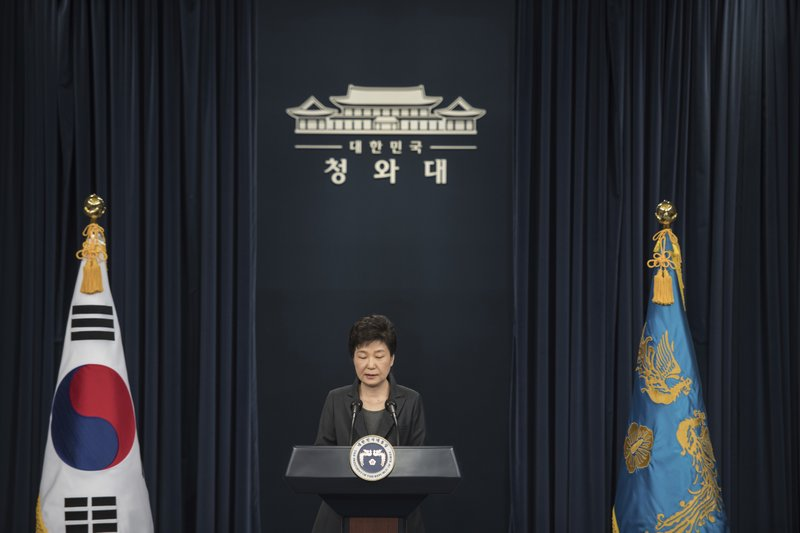 Amid political furor, ever-growing rumors permeate S. Korea