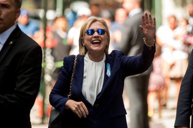 Update from Clinton's doctor: Democrat is 'fit to serve'
