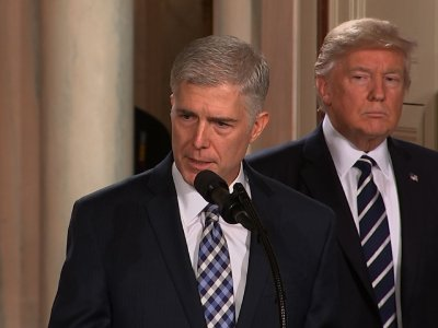 AP Q&A: Who is Judge Neil Gorsuch?