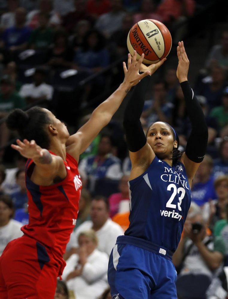 a17f6fac09f3 Status of Lynx star Maya Moore for  19 WNBA season uncertain