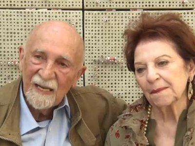 Holocaust Survivors Reunite After 76 Years
