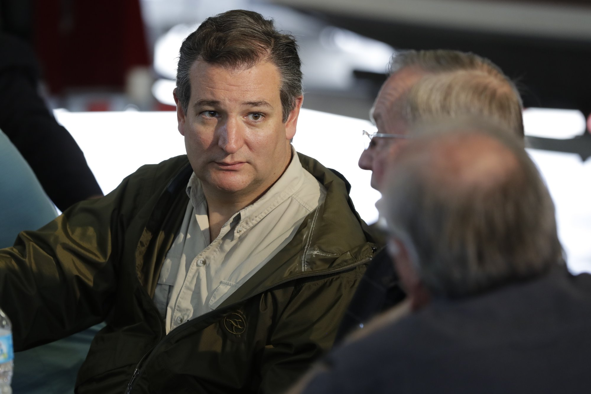Bad blood lingers in GOP as Congress ponders Harvey relief