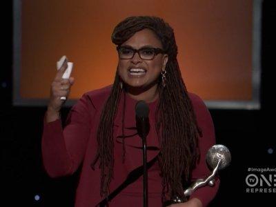 DuVernay, Kaluuya, 'black-ish' win big at NAACP Image Awards