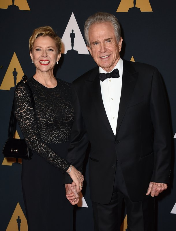 Warren Beatty, Annette Bening
