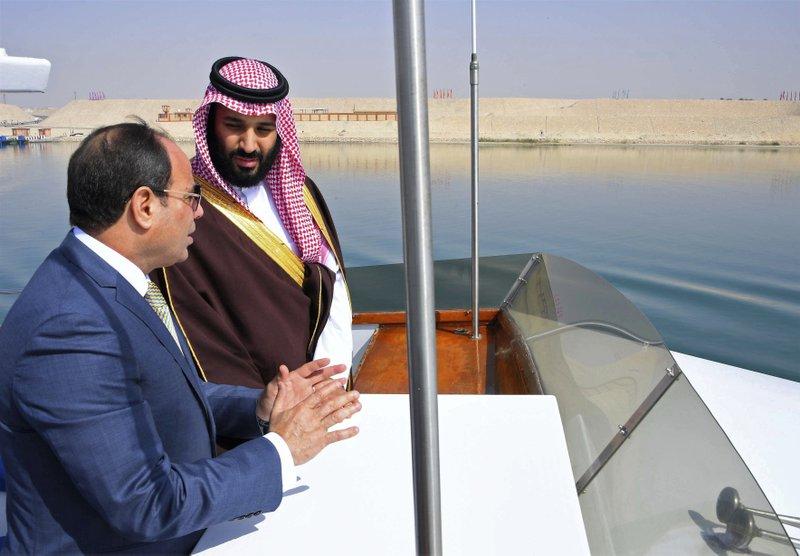 Abdel-Fattah el-Sissi, Mohammed bin Salman