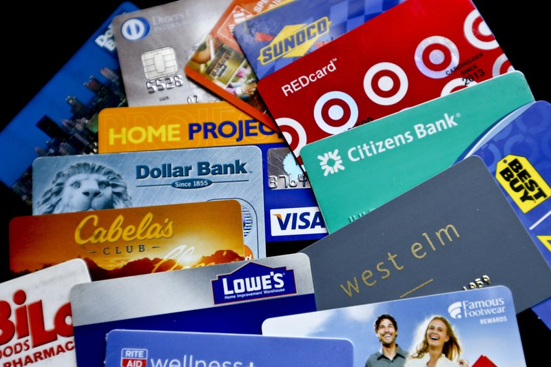 In Golden Age Of Branded Credit Cards Shoppers Cash In