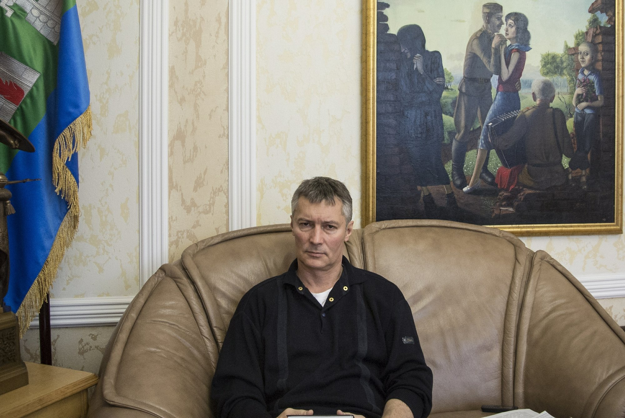 Why two mayors of Yekaterinburg 93