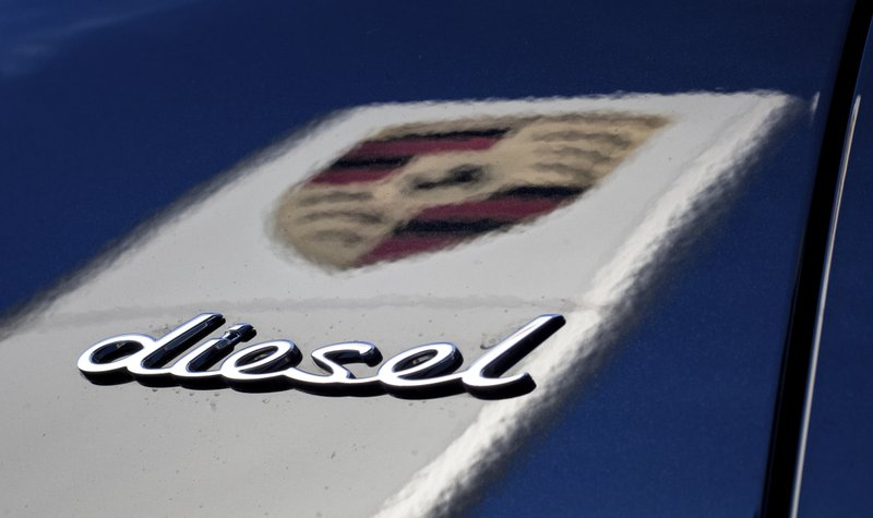 Porsche drops diesel power from its vehicle range
