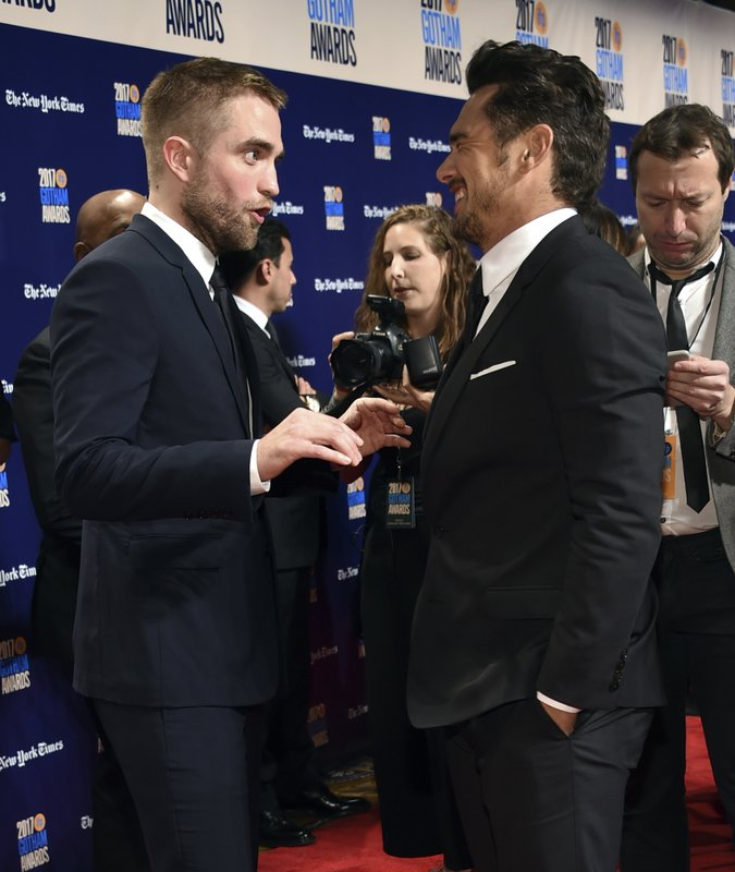 Robert Pattinson, James Franco