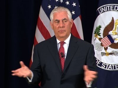 Tillerson: 'Almost No Trust' With Russia