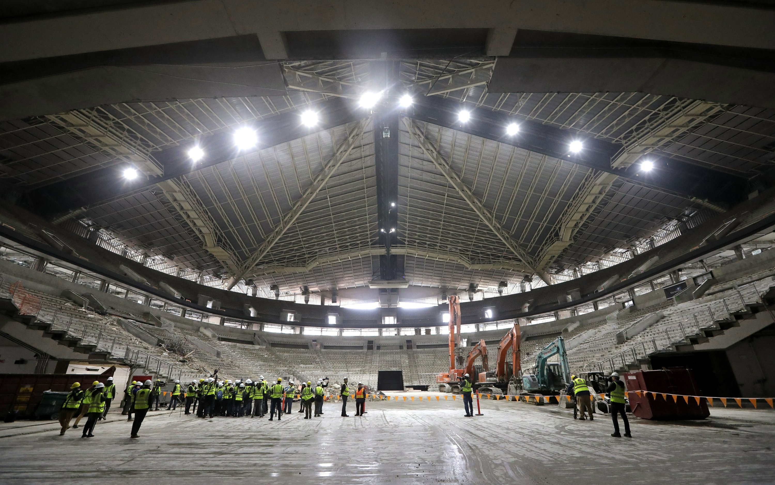 Seattle NHL arena not expected to open until middle of 2021