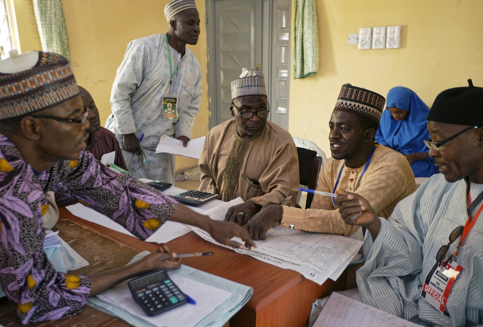 AP Explains: What to watch as Nigeria awaits vote results