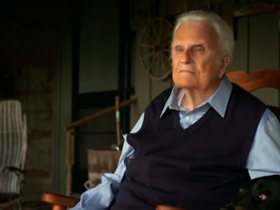 Evangelist Billy Graham has died at age 99