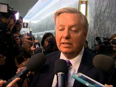 Graham, Durbin Blame WH Staff on Immigration