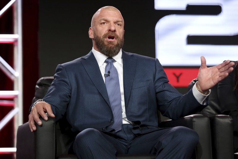 "Paul ""Triple H"" Levesque"